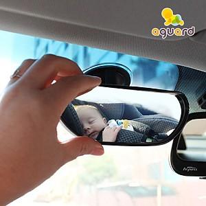 차량용 유아안전거울 흡착형