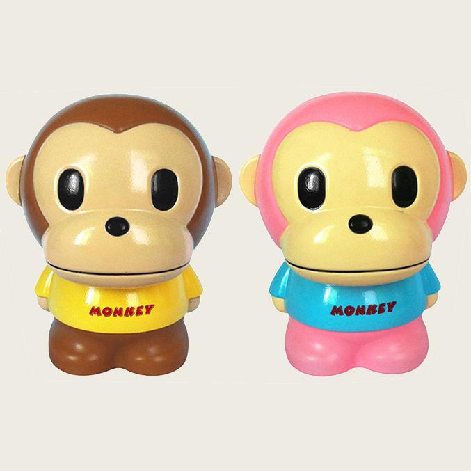원숭이저금통(색상랜덤발송)(한정특가)