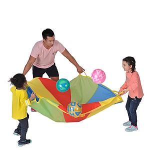 낙하산 놀이 (1.8m & 3.5m)