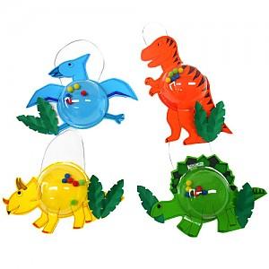 큐티 공룡벽걸이