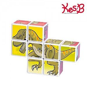 스마트빌더공룡8pcs