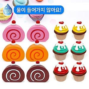 소프트말랑롤케익&컵케익세트 12p