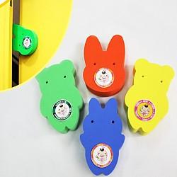 손보호캐릭터(토끼/곰)
