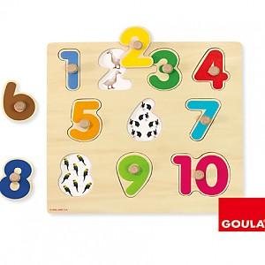숫자꼭지퍼즐